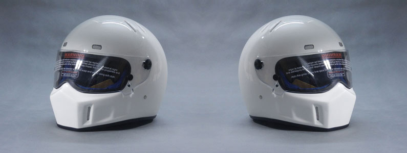 Review Helmet CRG ATV 1 (Simpson Bandit)