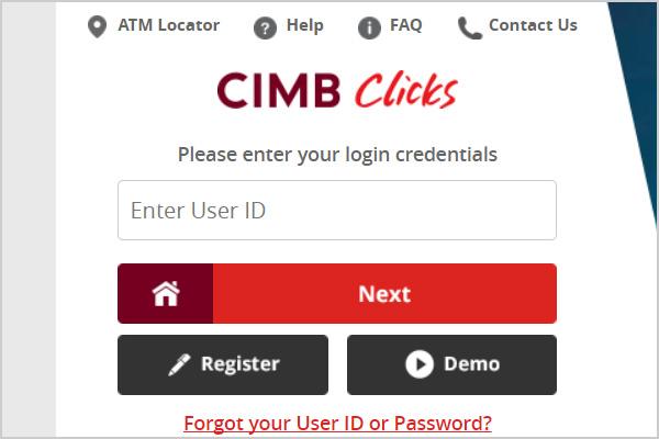 Zakat Perniagaan CIMBClicks